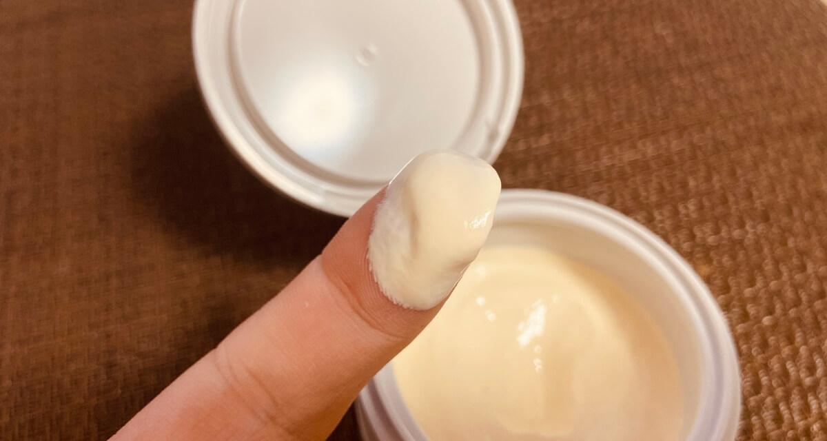 バイタルクリームパーフェクションは塗りやすい